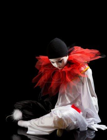 Depressed Pierrot