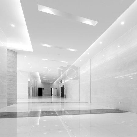 Training room corridor