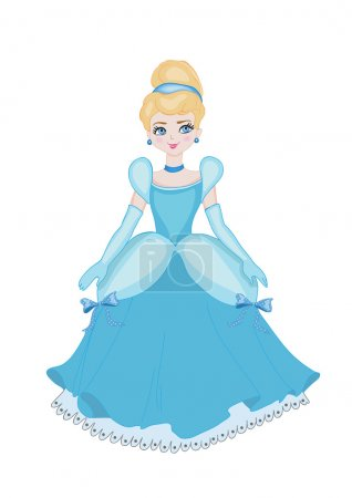 Beautiful Princess Cinderella