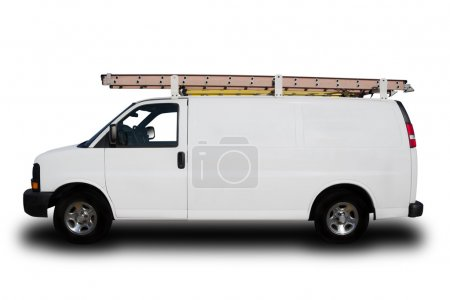 Service Repair Van