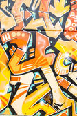 Bunte Graffiti, abstract Grunge Graffiti hintergrund