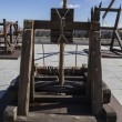 Постер, плакат: Medieval siege weapons