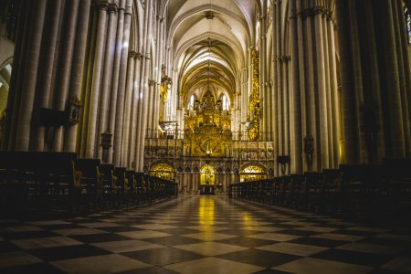 Toledo, famous city in Spain
