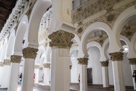 Santa Maria la Blanca temple