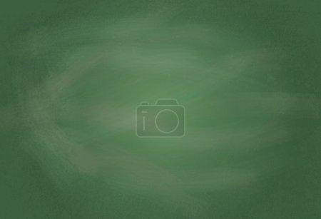Illustration pour Tableau noir réaliste vide au format vectoriel - image libre de droit