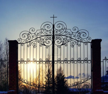 Photo for Gates of heaven - Royalty Free Image