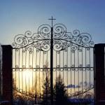 Gates of heaven...