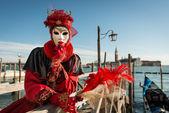 Carnival Mask in Venice