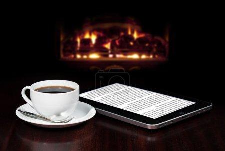 Tea & tablet