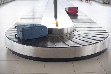 carrousel à bagages aéroport