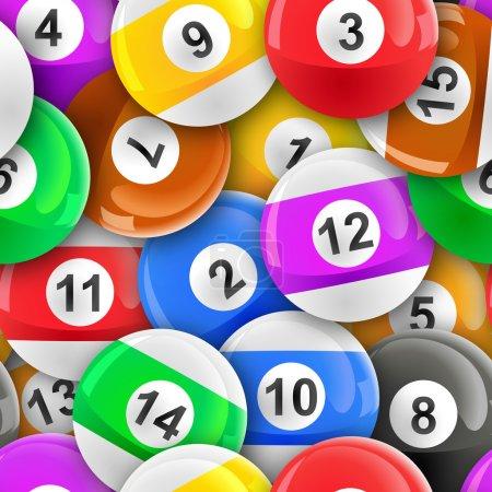 Repeating Pool Balls
