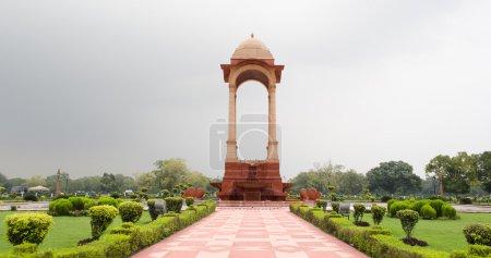 Photo for India Gateway New Dehli India - Royalty Free Image