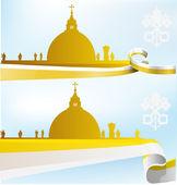 Vatican background