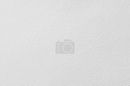 Photo pour Texture de cuir blanc - image libre de droit
