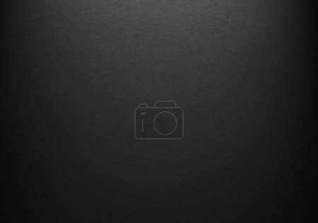 Photo for Black texture paper - Royalty Free Image