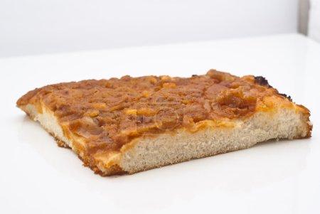 Sfincione, traditional sicilian pizza