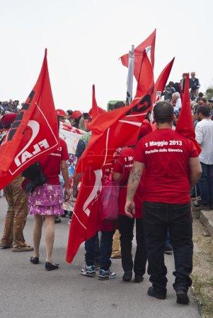 Portella della ginestra 1 May day 2013