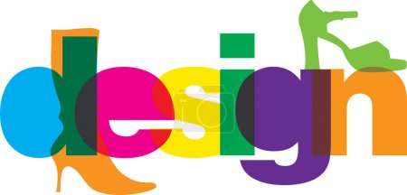 Design Shoes illustration