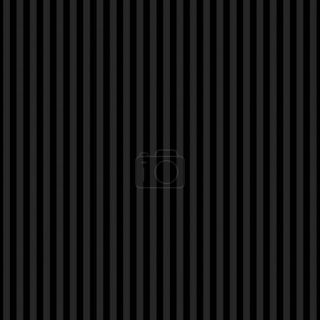 Seamless Black Stripes