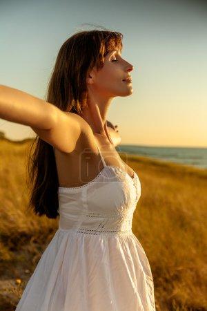 Tranquility wellness on seaside