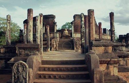 watadage, polonnaruwa-sri lanka