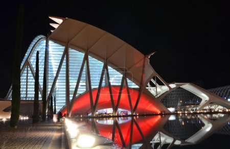 City of the Arts and the Sciences, Valencia Spain