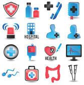 Set of medicine icons - part 1