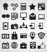 Set of Internet icons- part 1