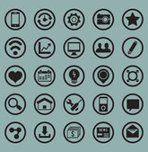 Set of icons For Web and Design Elements