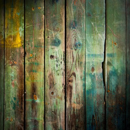 Photo for Photo of old wood background - Royalty Free Image