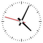 Vector clock illustration
