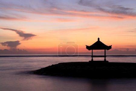 Dawn at Sanur, Bali