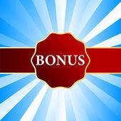 Abstraktní bonus ikona