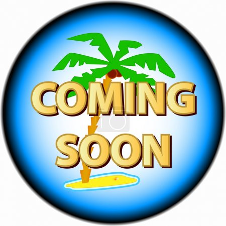 Coming soon logo
