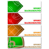 Sport backgrounds