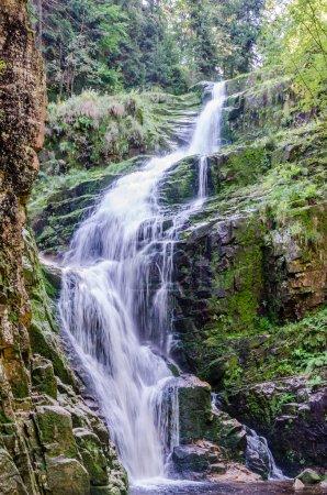 Kamieńczyk waterfall