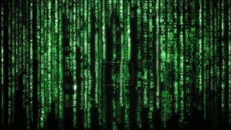 Matrix-Hintergrund