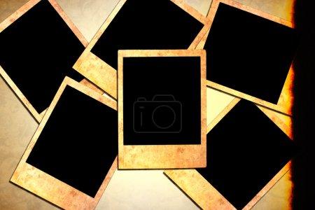 Burning frames