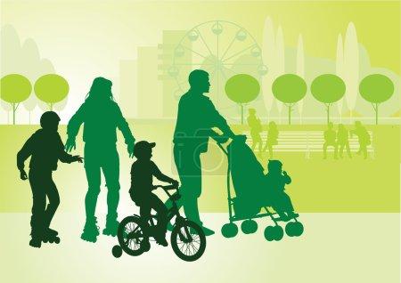 Family on walk3