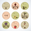 Labels for homemade jam or can...