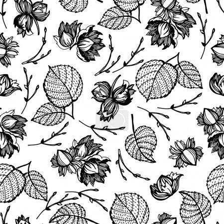Walnut pattern