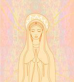 Blahoslavené Panny Marie