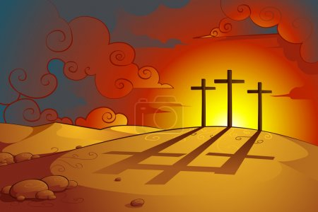 Jesus Christs Crucifixion