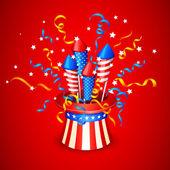 Žabka od americké vlajky