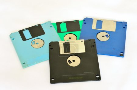 Floppy Disks...