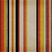 Seamless vintage pattern Multicolored dot background Eps 10