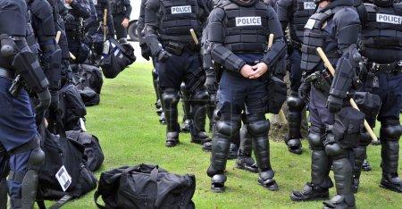 Preparing for civil unres