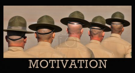 Drill Sergeants of the United States Marine Corp. ...