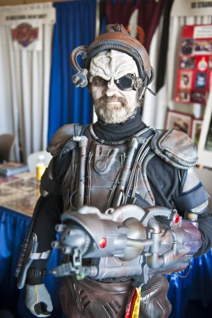 Comicon Star Trek Borg