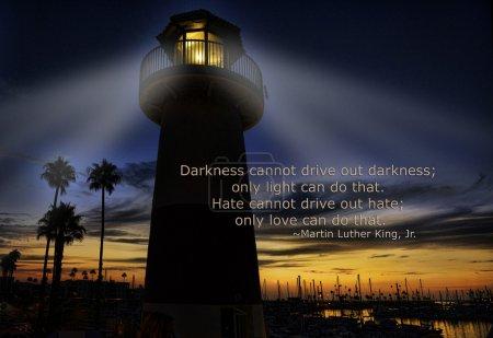 Lighthouse In Oceanside